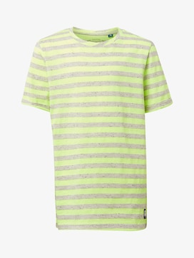 Striped T-shirt - 7 - TOM TAILOR