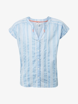 Gestreifte Bluse - 7 - TOM TAILOR