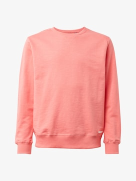 Simple sweatshirt - 7 - TOM TAILOR