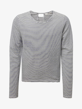 Gestreept sweatshirt - 7 - TOM TAILOR