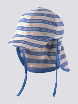 Schirmmütze mit Nackenschutz - 7 - TOM TAILOR