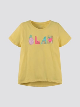 T-Shirt im Tropik-Look - 7 - TOM TAILOR