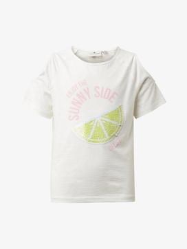 Cold-shoulder T-shirt - 7 - TOM TAILOR