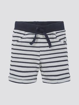 Gestreepte bermuda-shorts - 7 - TOM TAILOR
