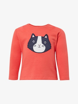 Sweatshirt with print - 7 - TOM TAILOR