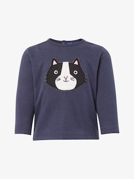 Sweatshirt mit Print - 7 - TOM TAILOR