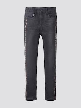 Polka Dot Print Jeans - 7 - TOM TAILOR