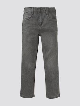 Matte Jeans met vouw detail - 7 - TOM TAILOR
