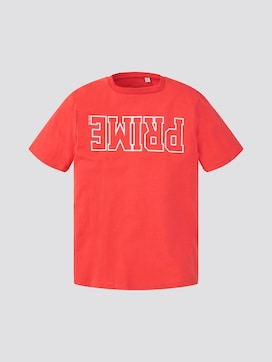 T-Shirt mit Skater-Print - 7 - TOM TAILOR