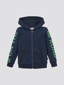 sportieve sweater met print - 7 - TOM TAILOR