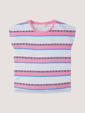 Gestreept T-Shirt - 7 - TOM TAILOR