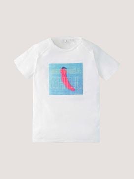 T-Shirt mit Fotoprint - 7 - TOM TAILOR