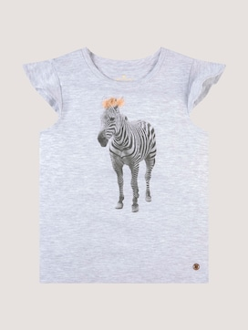 Playful T-shirt with a print - 7 - TOM TAILOR