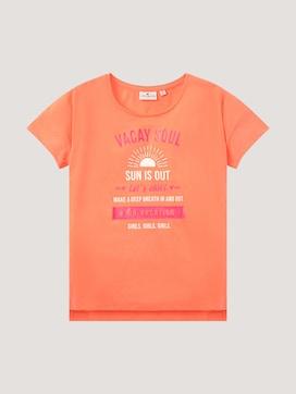 Buntes T-Shirt - 7 - TOM TAILOR