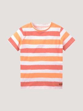 Gestreiftes T-Shirt - 7 - TOM TAILOR