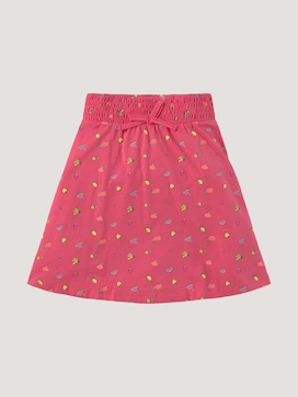 Gedessineerde rok met elastische tailleband - 7 - TOM TAILOR