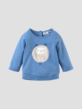 Sweatshirt met artwork - 7 - TOM TAILOR