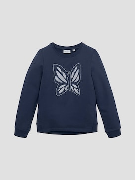 Sweatshirt mit Artwork - 7 - TOM TAILOR