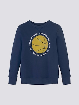 Basketball Sweater - 7 - TOM TAILOR
