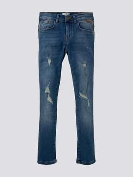 Tom Jeans mit Riss-Details - 7 - TOM TAILOR
