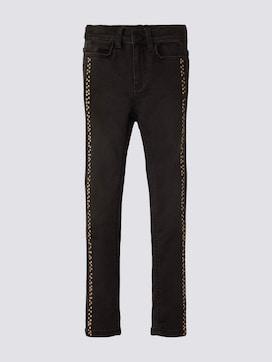 Jeans mit gepunkteter Leiste - 7 - TOM TAILOR
