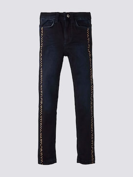 Jeans met Polka Dot Trim - 7 - TOM TAILOR