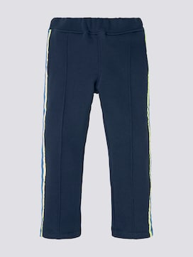 Joggingbroek met tape detail - 7 - TOM TAILOR
