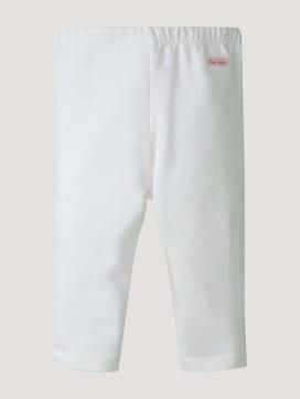Leggings mit dezentem Logo-Print - 7 - TOM TAILOR