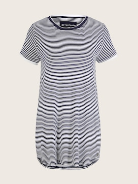 Striped nightgown - 7 - TOM TAILOR