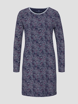 Nachthemd met Bloemenprint - 7 - TOM TAILOR