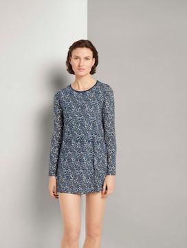 Nachthemd met Bloemenprint - 1 - TOM TAILOR
