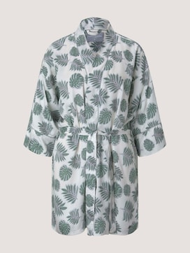 gemusterter Kimono - 7 - TOM TAILOR