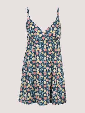 Ärmelloses Nachthemd mit Zitronen-Print - 7 - TOM TAILOR