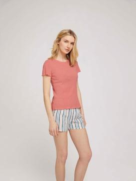 Pyjama-Set mit Shorts - 1 - TOM TAILOR
