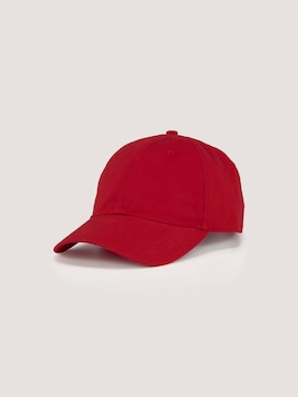 Cap with logo embroidery - 7 - TOM TAILOR
