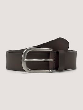 Leather belt in a used look - 7 - TOM TAILOR Denim