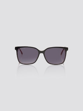 Wayfarer sunglasses with tinted lenses - 7 - TOM TAILOR