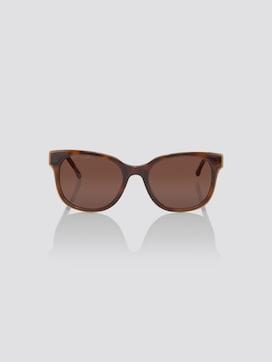 Wayfarer Sonnenbrille mit getönten Gläsern - 7 - TOM TAILOR