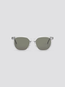 Mirrored wayfarer sunglasses - 7 - TOM TAILOR