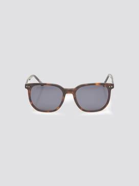 Verspiegelte Wayfarer Sonnenbrille - 7 - TOM TAILOR