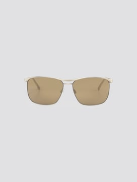 Wayfarer mirrored sunglasses with spring hinges - 7 - TOM TAILOR