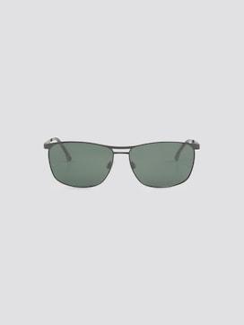 Verspiegelte Piloten Sonnenbrille mit Federscharnier - 7 - TOM TAILOR