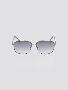 Pilotenbrille mit getönten Gläsern - 7 - TOM TAILOR