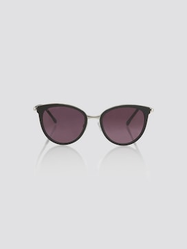 Rounded sunglasses with tinted lenses - 7 - TOM TAILOR