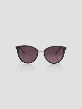 Abgerundete Sonnenbrille mit getönten Gläsern - 7 - TOM TAILOR