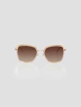 Sunglasses with large lenses - 7 - TOM TAILOR