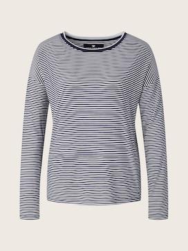 Nachthemd mit Streifen - 7 - TOM TAILOR
