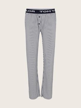 Streepte Pyjama Broek - 7 - TOM TAILOR