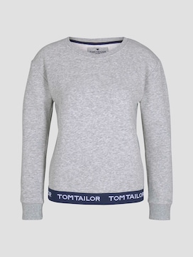 Pyjama Sweatshirt - 7 - TOM TAILOR
