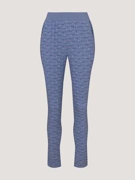 Lockere Pyjamahose - 7 - TOM TAILOR